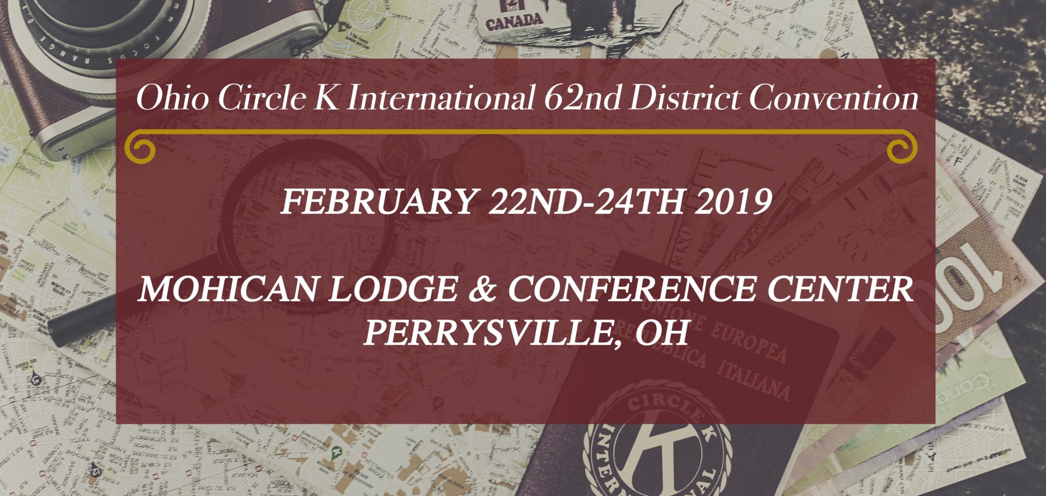 District Convention (DCON) | Ohio District: Circle K International